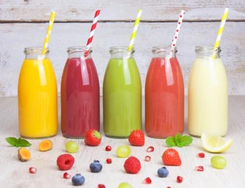 Warum frische Obst- & Gemüsesäfte trinken?