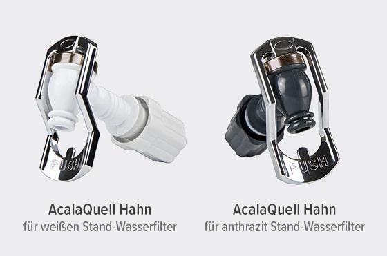 Acalaquell Mini Smart Wasserhahn Kunststoff
