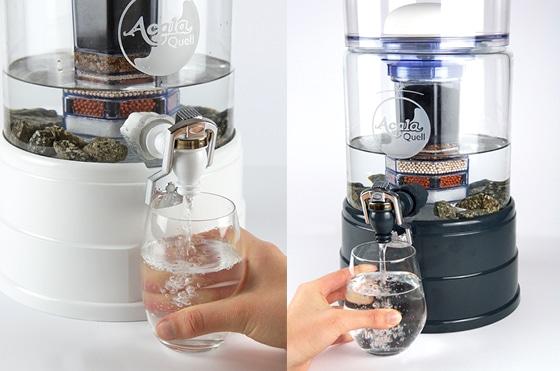 Acalaquell Mini Wasserfilter Wasserglas