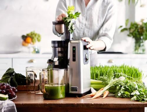 Tipps für HUROM Slow Juicer HAPPY VITA