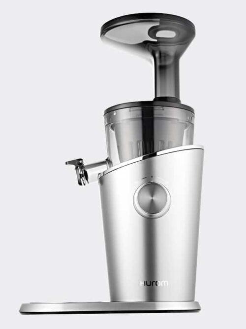 Hurom H-100 Entsafter Silberfarben