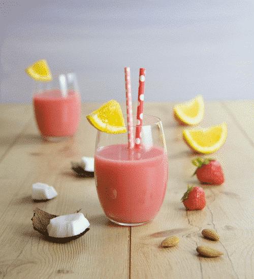 Coconut Kiss - Rohkost Rezept für Entsafter und Saftpresse