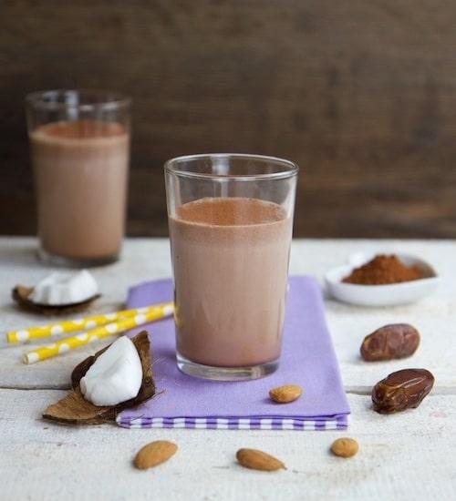 Kakao mit Pep - Rohkost Rezept für Entsafter und Saftpresse