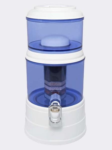 AcalaQuell Mini Weiss-Blau Wasserfilter