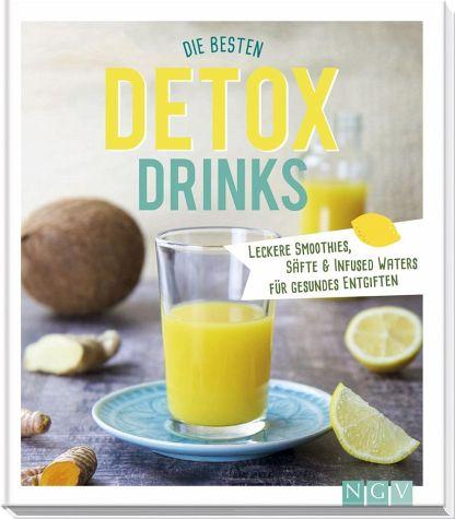 Buch Die besten Detox Drinks von Diana Pyter