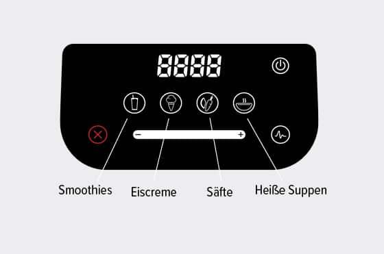 Blendtec Designer 625 Hochleistungsmixer
