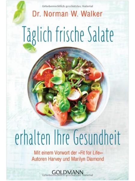 Buch Täglich frische Salate erhalten Ihre Gesundheit
