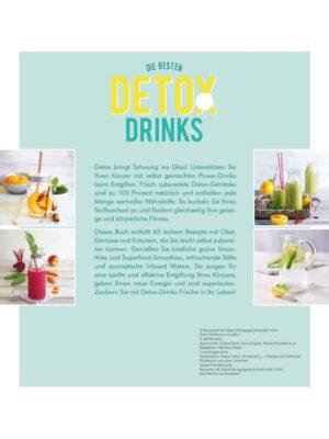 """""""Die besten Detox Drinks"""" von Diana Pyter"""