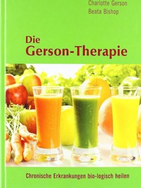 Buch Die Gerson-Therapie