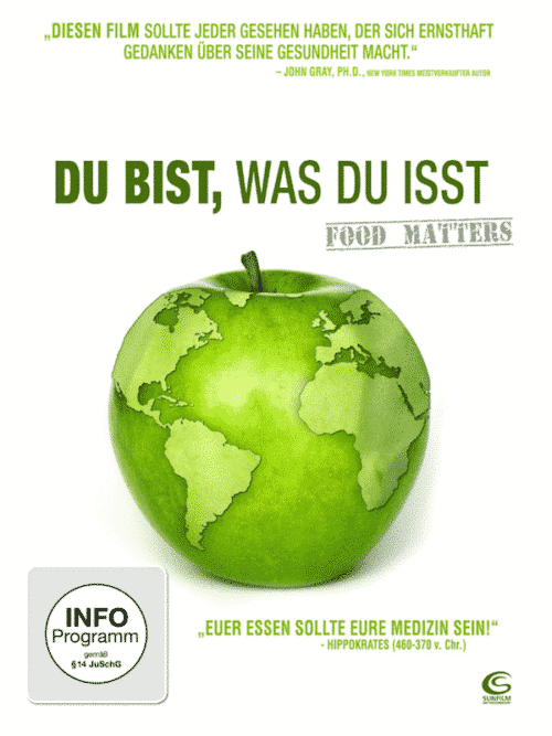 Du bist, was du isst (Food Matters) DVD