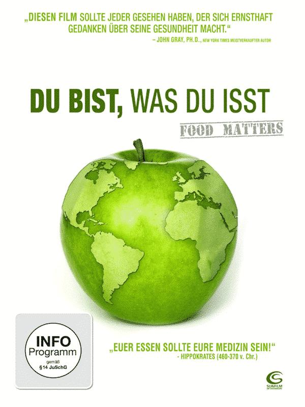 Du bist, was du isst (Food Matters) DVD