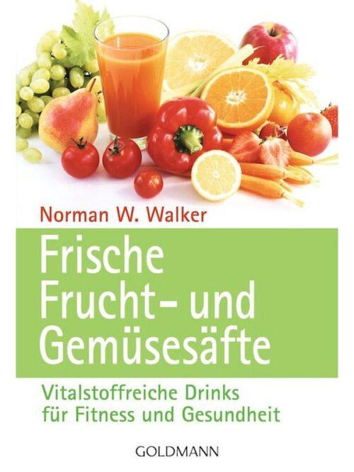 Buch Frische Frucht- und Gemüsesäfte