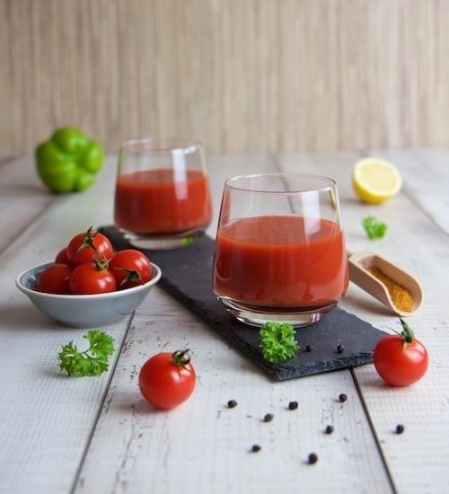 Saft Rezept Tomatensaft