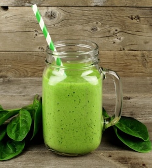 Green Your Life - Smoothie Rezept Für Mixer Und Hochleistungsmixer