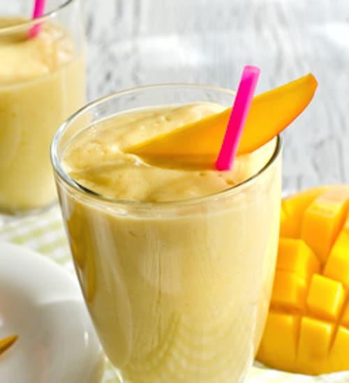 Mango Tango - Smoothie Rezept Für MIxer Und Hochleistungsmixer