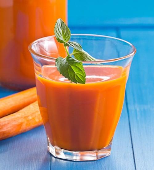 Saft Rezept Karottensaft