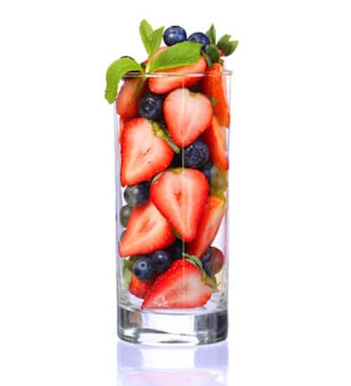 Love Berries Saft