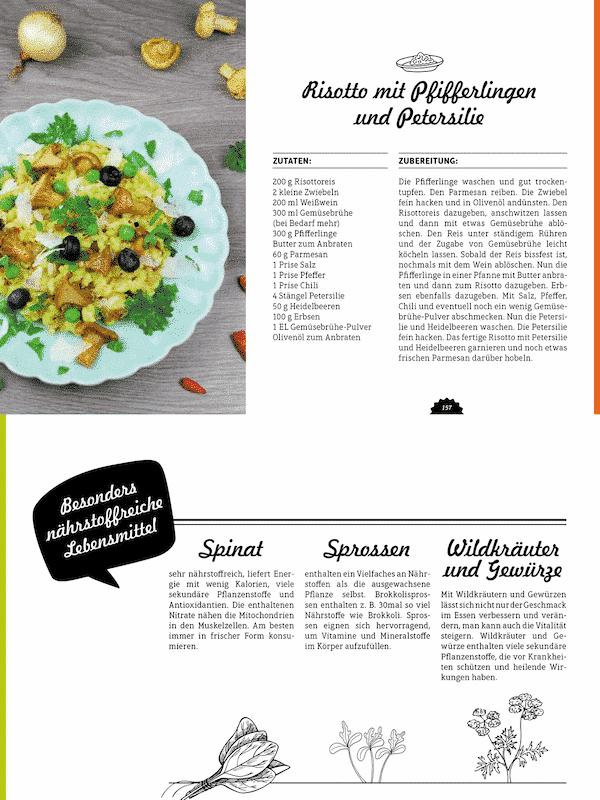 """Buch """"Saisonal kochen"""" von Diana Pyter"""