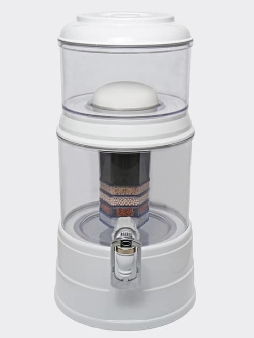 Wasserfilter AcalaQuell Mini Weiss Kristallklar