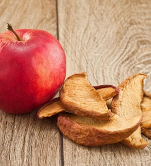 Apfelringe - Rohkost Rezept Für Dörrgeräte