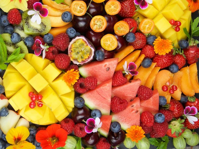 Obst und Gemüse A-Z