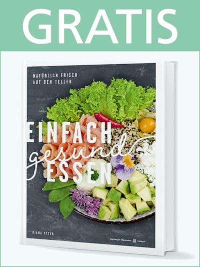 Gratis Buch Einfach gesund Essen