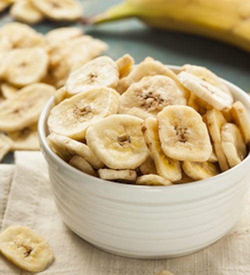 Bananenchips - Rohkost Rezept Für Das Dörrgerät