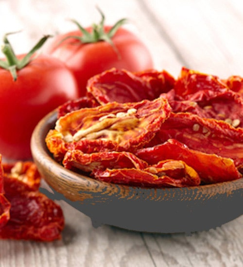 Getrocknete Tomaten - Rohkost Rezept Für Dörrgeräte