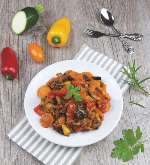 Rohkost Rezept: Ratatouille - Für Eine Gesunde Ernährung