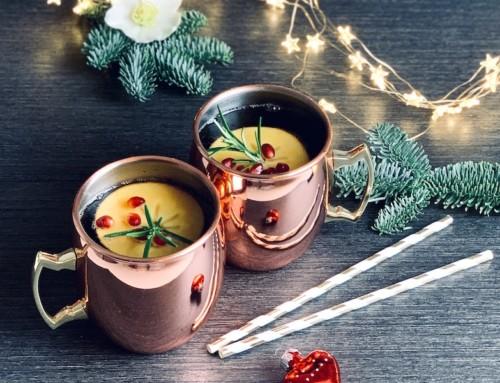 Leckere Winterdrinks für die kalte Jahreszeit