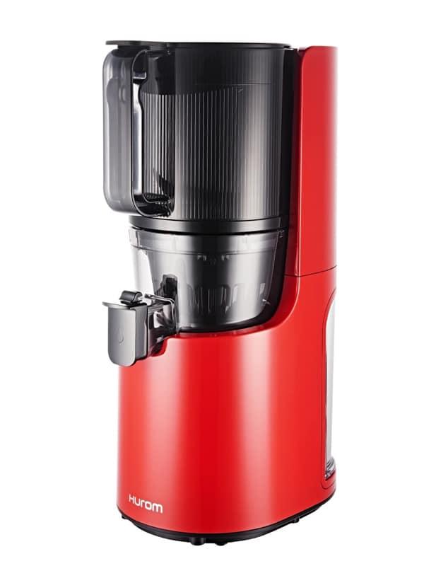 Entsafter Hurom H200 Slow Juicer Vivid Rot Vorne