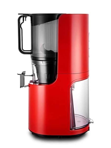 Entsafter Hurom H200 Slow Juicer Vivid Rot Seite