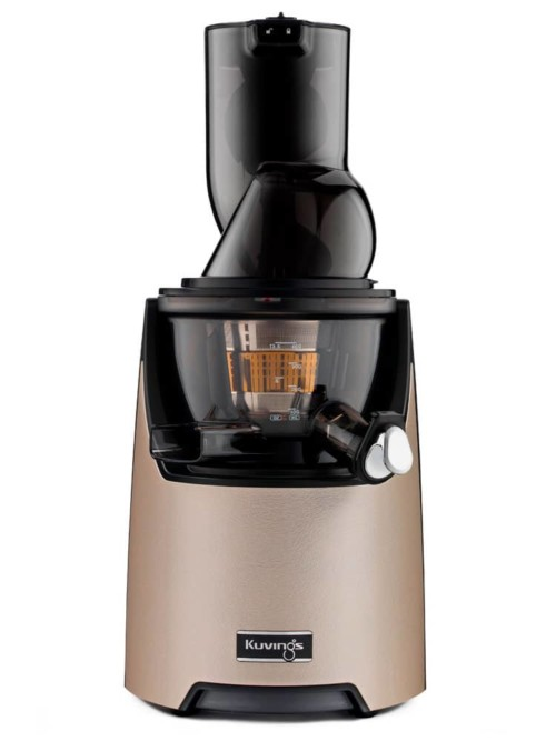Kuvings Whole-Slow-Juicer EVO820 Champagner